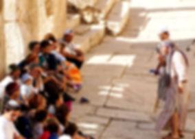 Restoration Israel Tour