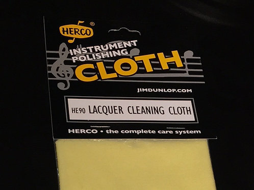 Lacquer Instrument Polishing Cloth