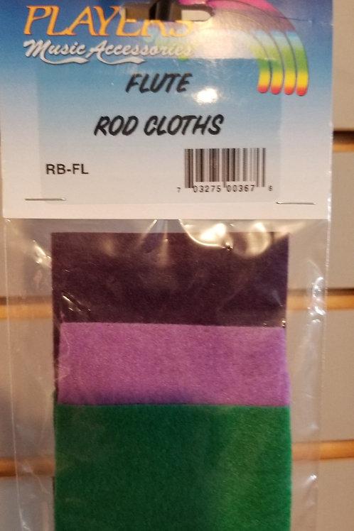 Flute Rod Cloths