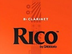 3-Pack Rico Bb Clarinet Reeds
