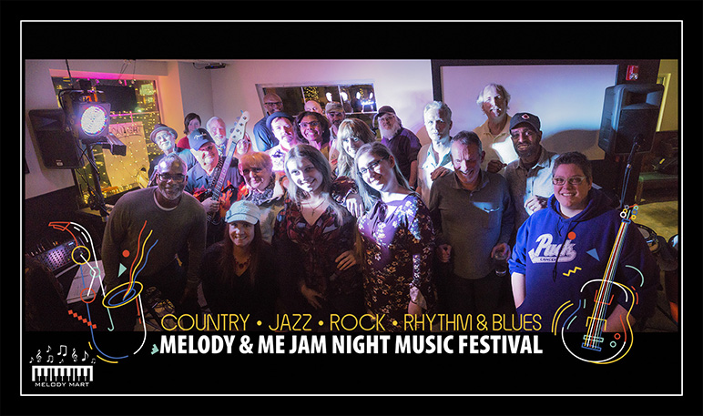 Melody Mart Adult Jam Band