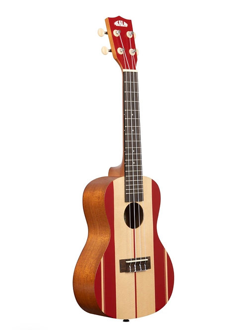 Surf Series Concert Ukulele (Surf's Up)