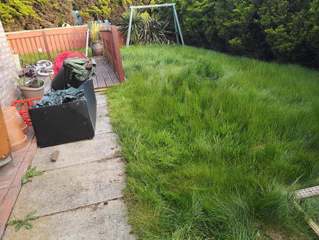NA Garden Care | Portadown | Grass Cutting