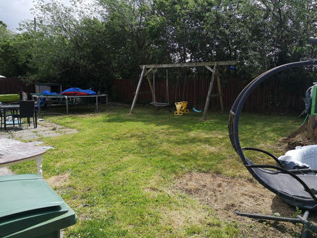 NA Garden Care | Craigavon | Grass Cutting | After