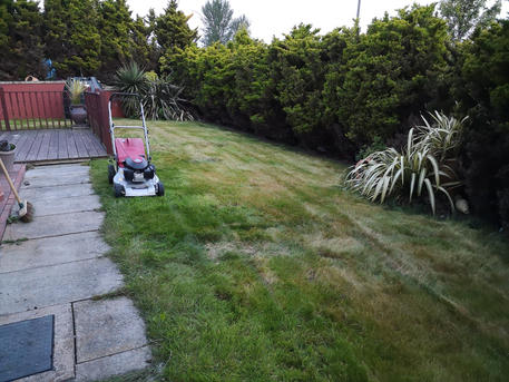 NA Garden Care | Craigavon | Grass CuttingNA Garden Care | Craigavon | Grass Cutting | After
