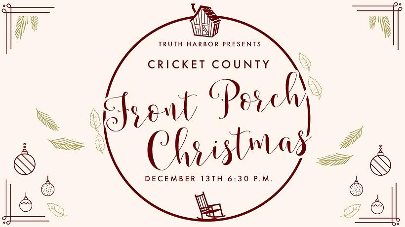 Cricket County Christmas 2020