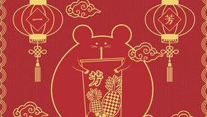 Activity | Chinese New Year 2020!