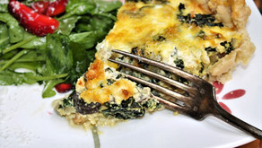 Mother's day quiche (VIDEO)