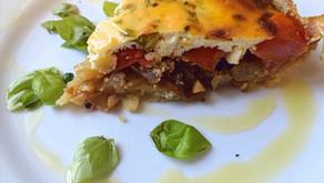 Tomato-Ricotta Pie