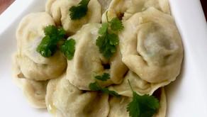 Pelmeni (Meat-Filled Siberian Dumplings) (VIDEO)