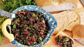 Black olive tapenade (VIDEO)