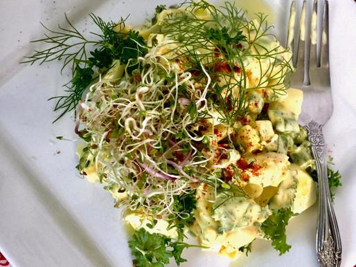 Classic Egg Salad (VIDEO)