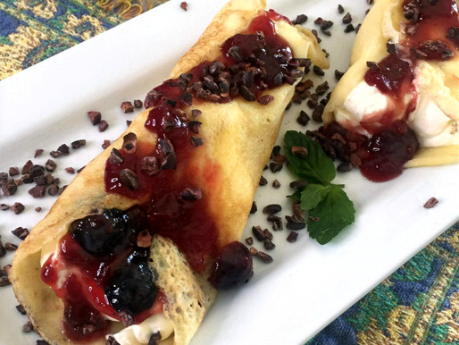 The Best and Easiest Crepes Ever (VIDEO)