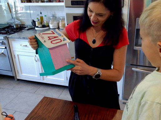 My Mother's Day Surprise (VIDEO)