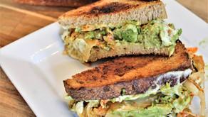 Copycat Kimchi Sandwich. Vegan (VIDEO)
