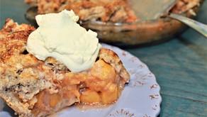 Inna's Peach Pie (VIDEO)