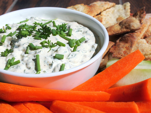 Smoke Oysters Dip (VIDEO)