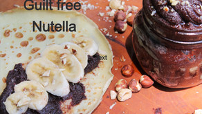 Hazelnut Spread. Guilt Free Nutella (VIDEO)