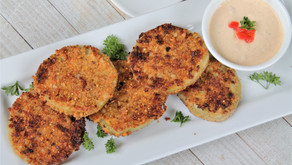 Fried Green Tomatoes With Pimento Aioli (VIDEO)