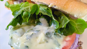 "Hamburgers on Probiotic Buns with Aioli & ""Hamburger Candy"" (VIDEO)"
