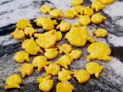Goldfish Crackers (VIDEO)
