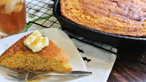 Southern Cornbread With Kefir (VIDEO)