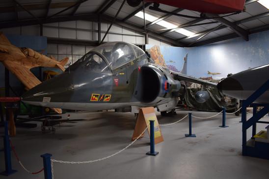 BAe Harrier T2