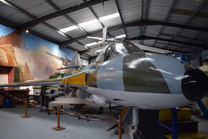 Hawker Hunter F1