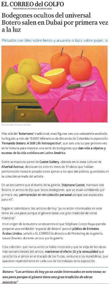 EL CORREO DEL GOLFO