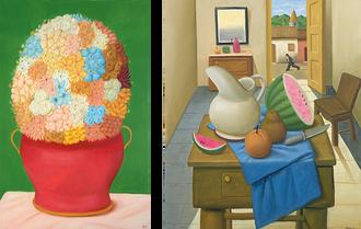 Custot Gallery Dubai presents 'Fernando Botero – A Still Life Retrospective', first solo exhibition