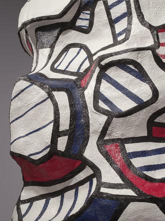 Jean Dubuffet and Barry Flanagan:            Frieze London Sculpture Park
