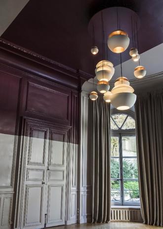 Pablo Reinoso transforms the restaurant at La Maison de l'Amérique Latine Paris