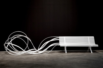 Custot Gallery Dubai presents for its  first anniversary the exhibition 'BLACK, WHITE ...' with Pabl