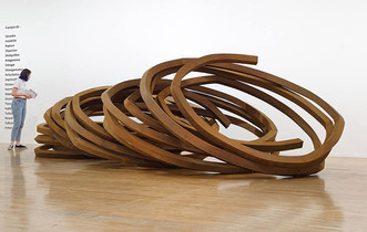 The Modern Art Museum in Lyon, France is currently presenting an exceptional collection of 170 unsee