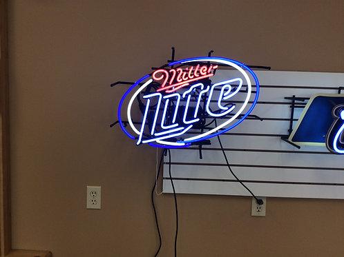 Miller Lite Neon