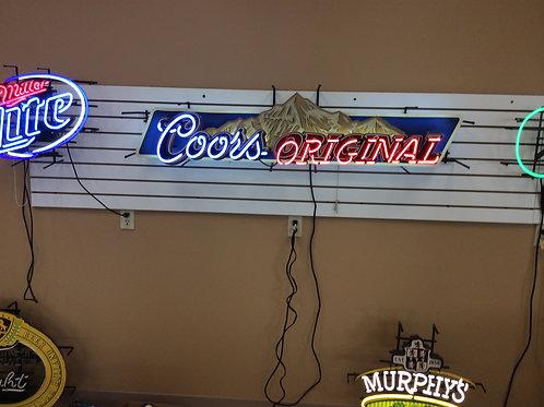 Coors Original Neon