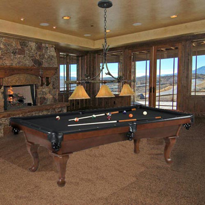Stallion Pool Table Allentown Tables Pool TablesShuffleboard Tables - Sleek pool table