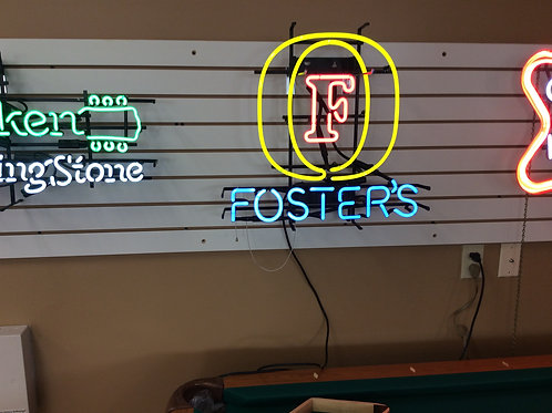Fosters Neon