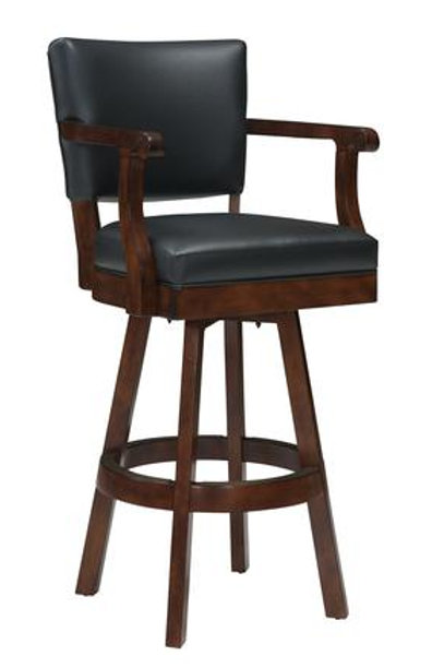 Classic Backed w/Arms Bar Stool