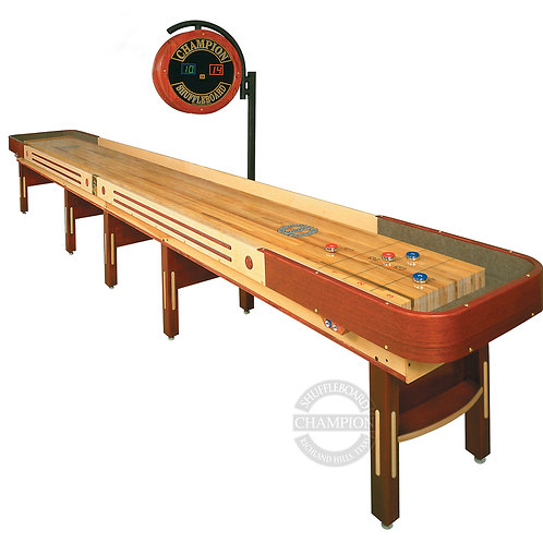 Champion Grand Champion Limited Edition 20' Shuffleboard