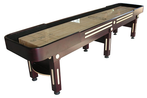 Majestic Shuffleboard (Mahogany Stain)