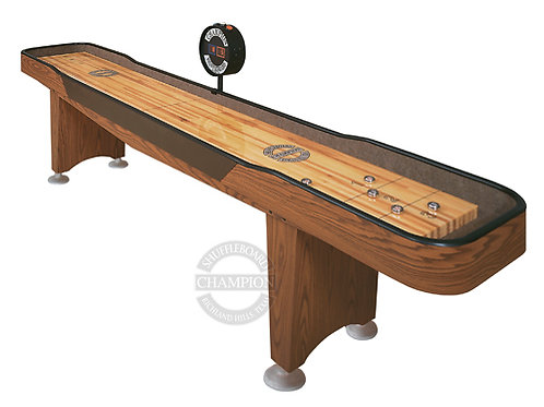 Champion Qualifier 12' Shuffleboard