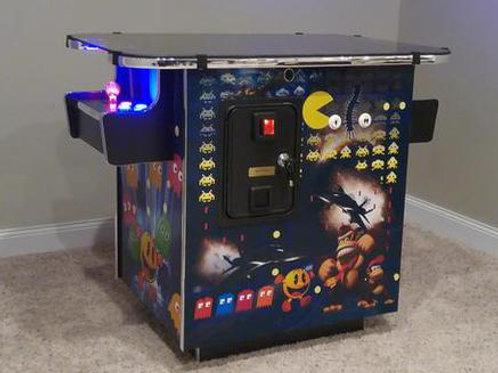 """Cocktail"" Arcade (60 in 1) Multicade Design"