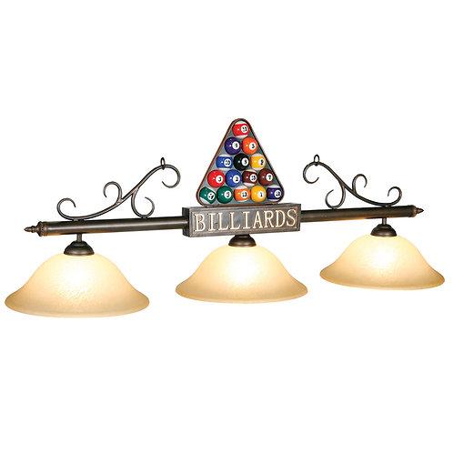 Racked Balls Billiard Light