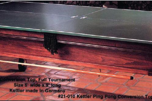 Ping-Pong Conversion Top