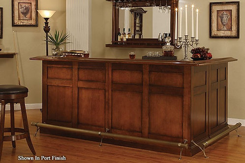 "Sterling 92"" Bar with 30"" Side Return"