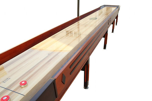 Pro Series Shuffleboard (Cognac Stain)
