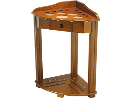 Deluxe Corner Rack Honey