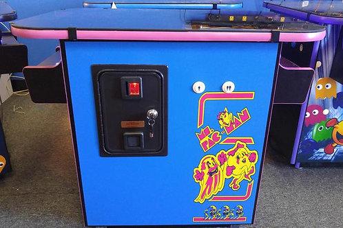 """Cocktail"" Arcade (60 in 1) Ms. Pacman Design"