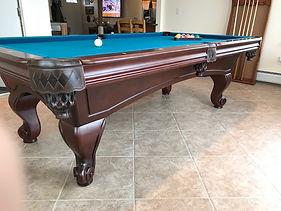 Charleston Pool Table